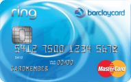 Barclaycard Ring MasterCard credit card