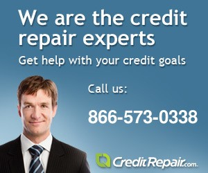 Get help with your credit goals. Call us 866-573-0338. We are the credit repair experts!