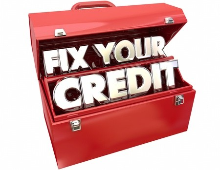 Fix your credit tool box