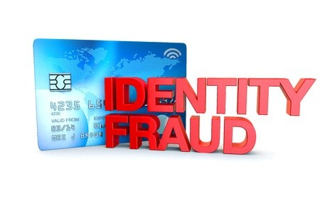 Word identity fraud and credit card