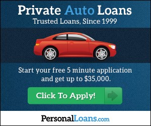 Apply for a Private Auto Loan up to $35,000 - PersonalLoans.com