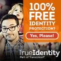 100% Free Identity Protection - TrueIdentity