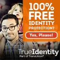 100% Free Identity Protection - TrueIdentity